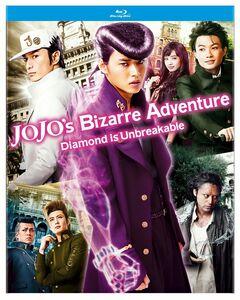 Jojo's Bizarre Adventure: Diamond Is Unbreakable: Chapter 1
