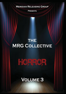 The Mrg Collective Horror, Vol. 3