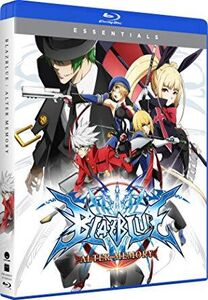 BlazBlue: Alter Memory: The Complete Series