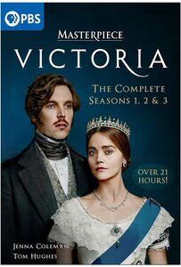 Victoria: The Complete Seasons 1, 2 & 3