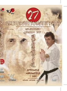 27 Shotokan Karate Kata