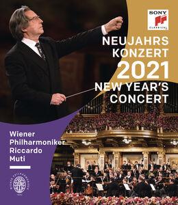 Neujahrskonzert 2021 /  New Year's Concert 2021