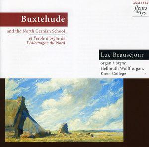 Buxtehude & North German Organ School