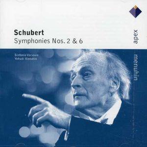 Schubert: Sym Nos 2 & 6