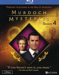 Murdoch Mysteries Season 4