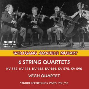 6 String Quartets