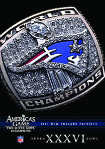 Nfl America's Game: 2001 Patriots (Super Bowl XXXVI)