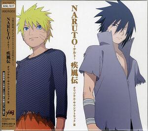 Naruto Shippuden 3 (Original Soundtrack) [Import]