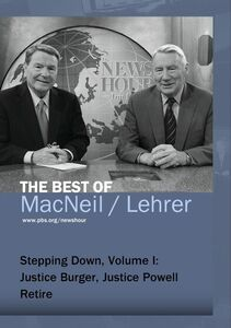 Stepping Down: Volume I: Justice Burger, Justice Powell Retire