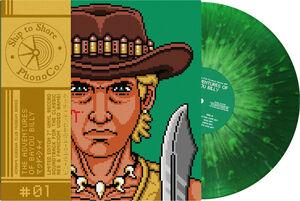 Adventures Of Bayou Billy (original Soundtrack)