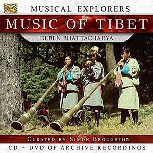 Musical Explorers - Music Of Tibet