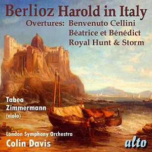 Berlioz: Harold In Italy, & Three Overtures: