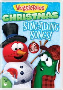 Veggietales Christmas Sing-Along Songs!