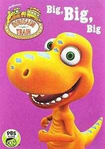 Dinosaur Train: Dinosaur Train - Big, Big, Big (Face)