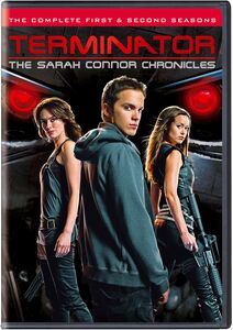 Terminator: The Sarah Connor Chronicles: The Complete First and Second Seasons