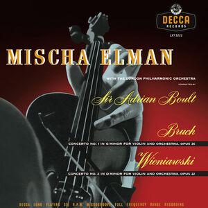 Bruch & Wieniawski Concertos
