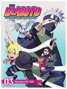 Boruto: Naruto Next Generation Set 3