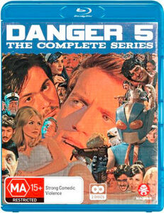 Danger 5: The Complete Series [Import]