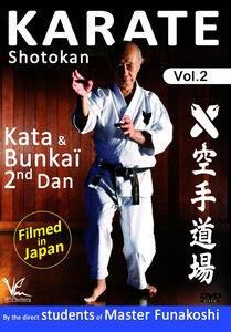 Shotokan Karate, Vol. 2: Kata And Bunkai 2nd Dan