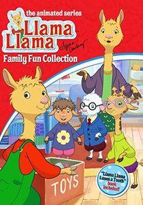 Llama Llama Family Fun Coll W/ Llama Looses A Tooth