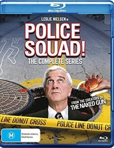 Police Squad: The Complete Series [1080p/ All-Region] [Import]