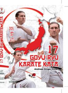 17 Goju Ryu Karate Kata
