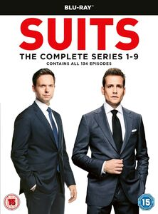 Suits: The Complete Series [Import]