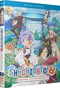 Shachibato! President, It's Time for Battle!: The Complete Season