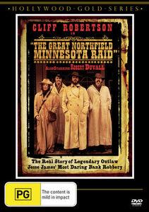 The Great Northfield Minnesota Raid [Import]