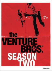 The Venture Bros.: The Complete Second Season