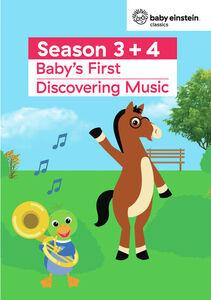 Baby Einstein Classics: Season 3 (Baby's First) And 4 (Music)
