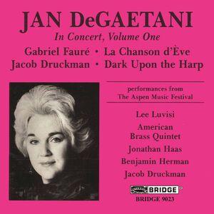 Jan Degaetani in Concert 1