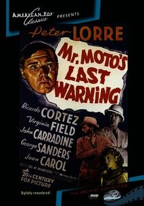 Mr. Moto's Last Warning
