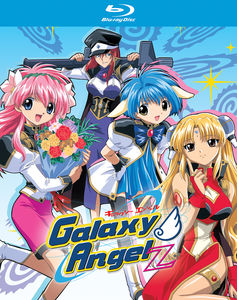 Galaxy Angel Z: Collection