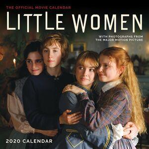 LITTLE WOMEN 2020 WALL CALENDAR MTI
