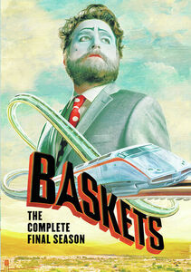 Baskets: The Complete Season Four