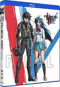 Full Metal Panic! Invisible Victory: The Complete Series