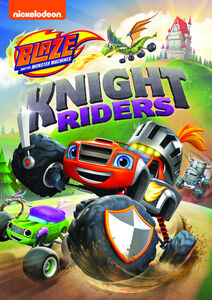 Blaze And The Monster Machines: Knight Riders