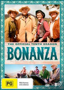 Bonanza: The Official Tenth Season [Import]