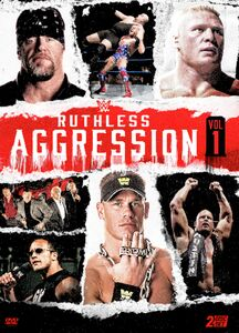 WWE: Ruthless Aggression, Vol. 1