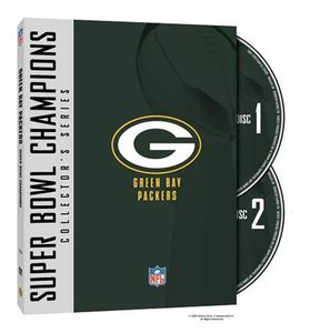 NFL Super Bowl Collection: Green Bay Packers [2 Discs] [Standard] [Digipak O-Sleeve]