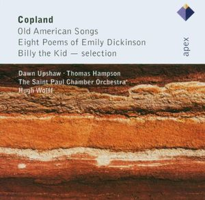 Copland: Old American Songs