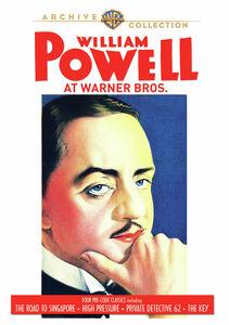 William Powell at Warner Bros.
