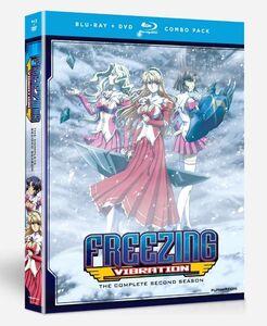Freezing Vibration: The Complete Second Season