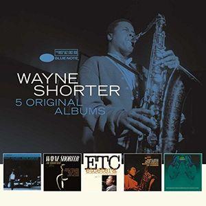 5 Original Albums by Wayne Shorter