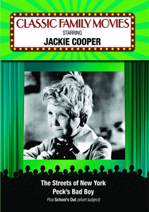 Classic Family Movies: Jackie Cooper Collection