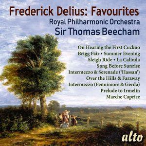 Frederick Delius: 11 Favourites