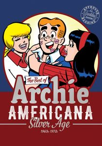 BEST OF ARCHIE AMERICANA VOL 2 SILVER AGE
