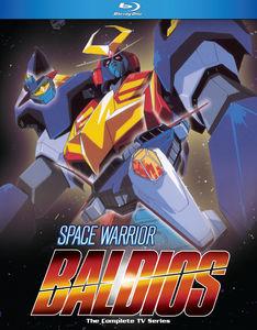 Space Warrior Baldios: Complete Tv Series