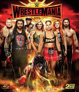 WWE: WrestleMania 35